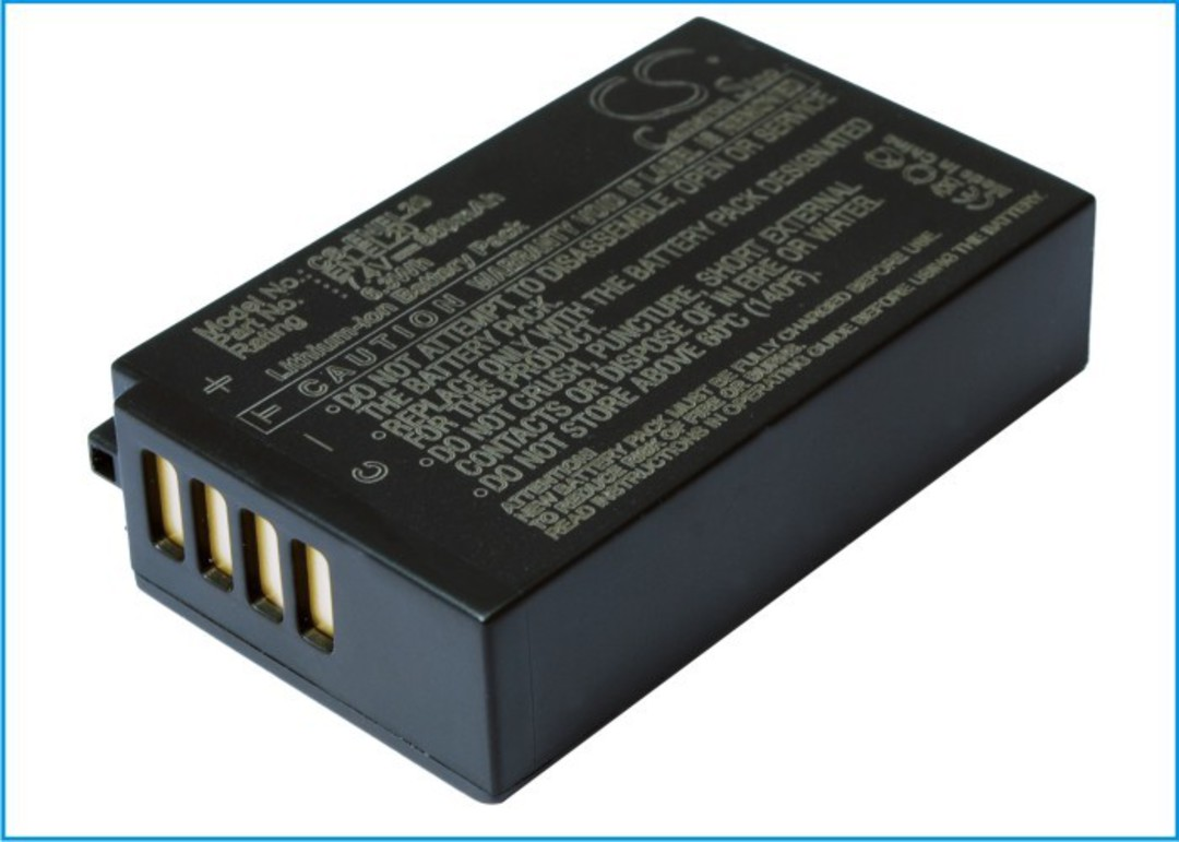 NIKON EN-EL20 Compatible Battery image 0