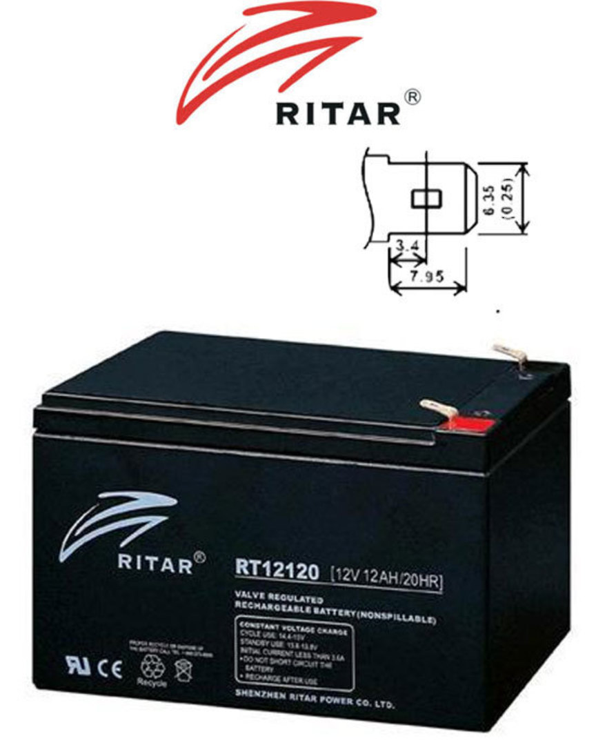 APC RBC4 Replacement Battery Kit #4 image 0