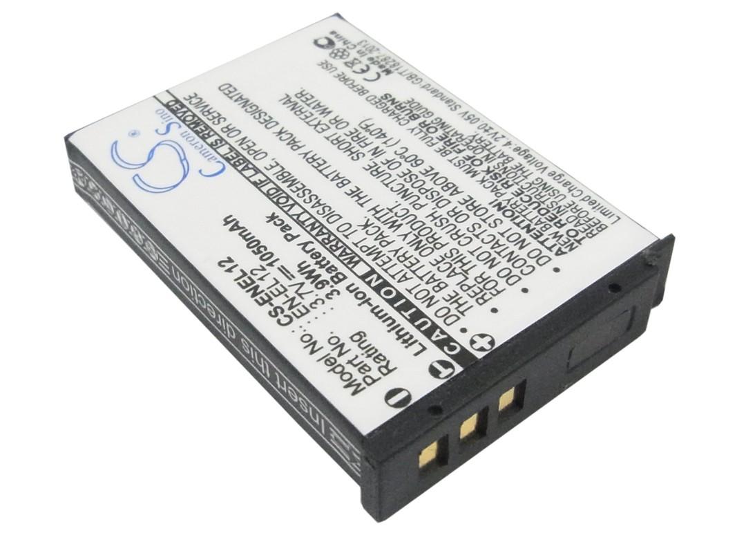 NIKON EN-EL12 Compatible Battery image 0