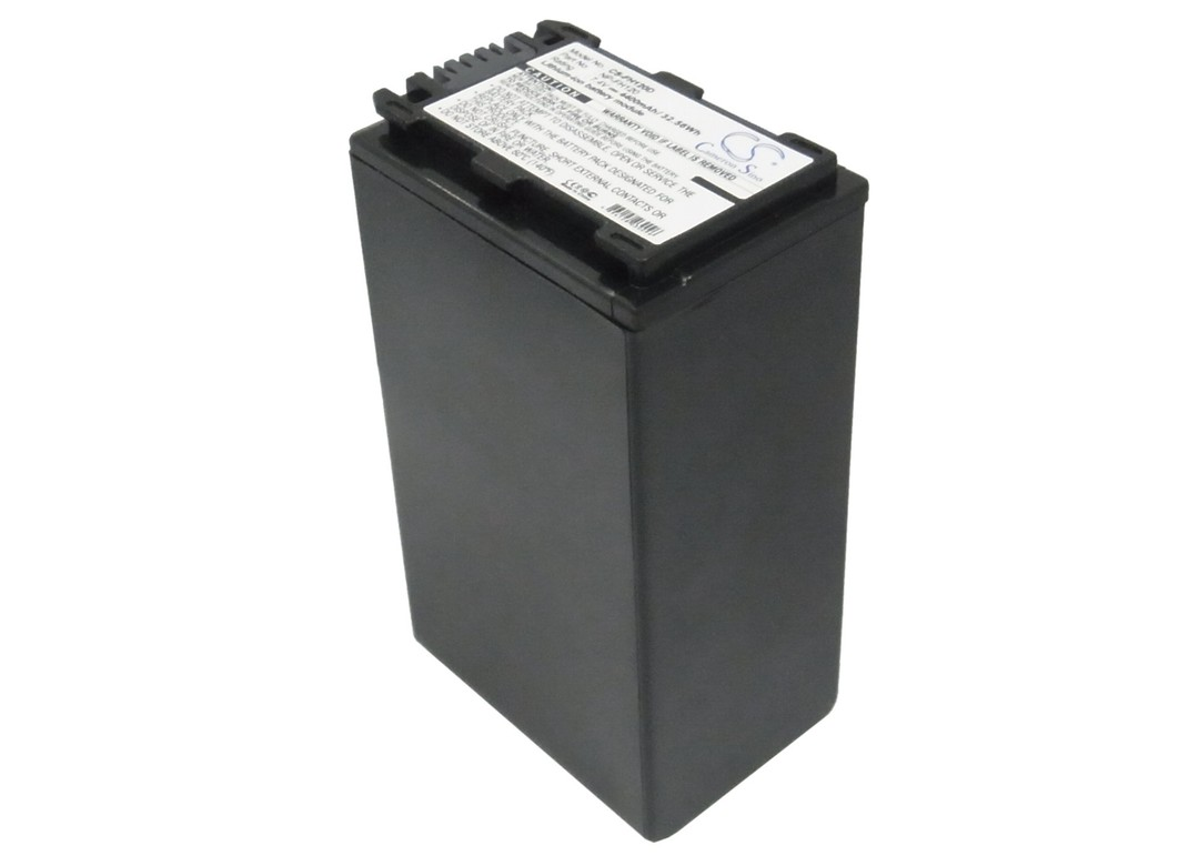 SONY NP-FH120 Compatible Battery image 0
