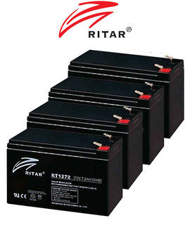 APC RBC8 RBC23 RBC24 RBC25 RBC31 RBC54 RBC57 RBC59 Replacement Battery Kit