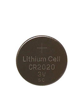 CR2020 Lithium Battery