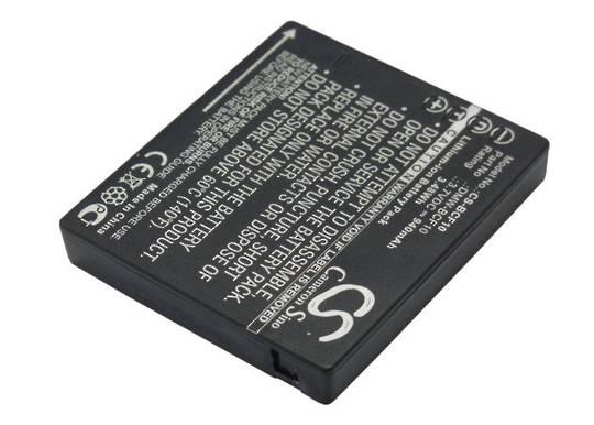 PANASONIC DMW-BCF10 S106 S009 Compatible Battery