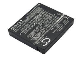 PANASONIC DMW-BCF10 S106 S009 Compatible Battery