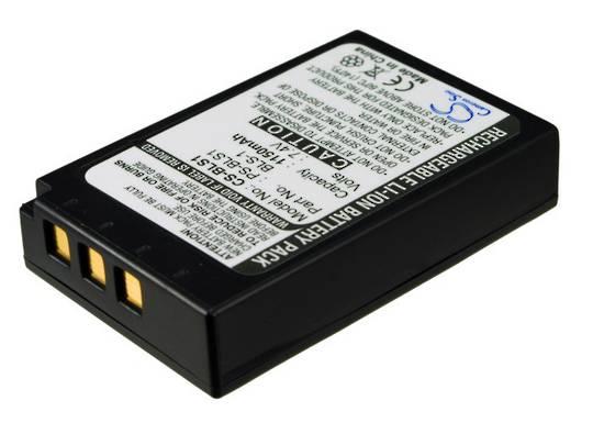OLYMPUS BLS1 PS-BLS1 Compatible Battery
