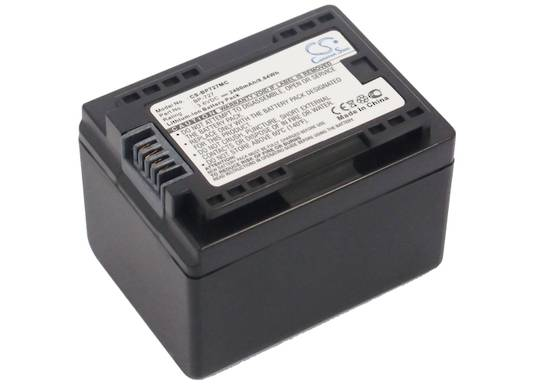 CANON BP-727 Compatible Camera Battery