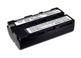SONY NP-F330, NP-F530, NP-F550 Compatible Battery