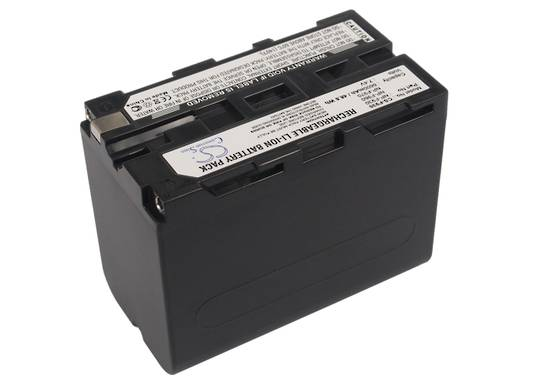SONY NP-F930 F950 F960 F970 F975 XL-B2 XL-B3 Compatible Battery