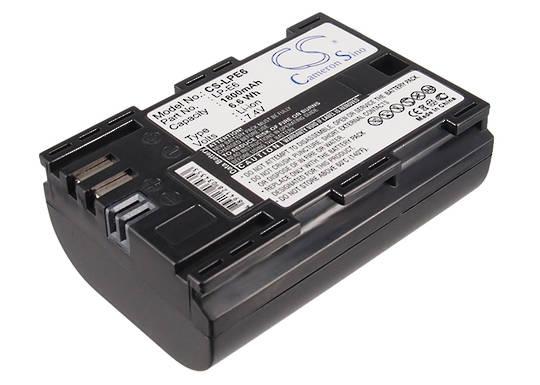 CANON LP-E6 LPE6 Compatible Battery