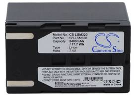 SAMSUNG SB-LSM320 Compatible Battery