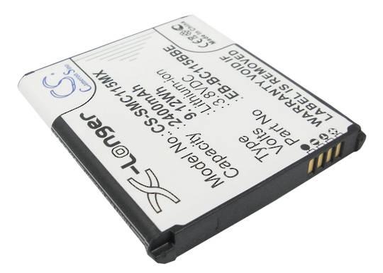 SAMSUNG EB-BC115BBC EB-BC115BBE Compatible Battery