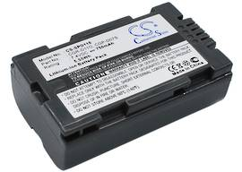 PANASONIC CGP-D07S, CGR-D11O Compatible Battery