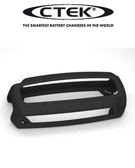 CTEK Black Rubber Bumper for MXS 5.0 and MXS 3.8