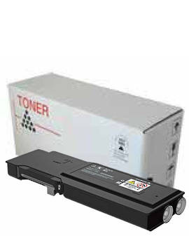 Comp Fuji Xerox CP405 CT202033 Black Hi-Yield Toner
