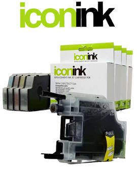Compatible Brother LC40 LC73 LC77 Ink Cartridge Set