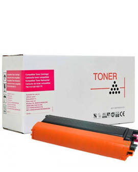 Compatible Brother TN155 Magenta Toner Cartridge