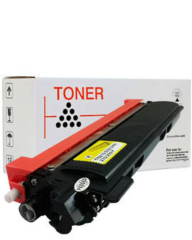 Compatible Brother TN240 TN210 TN290 Yellow Toner