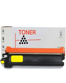 Compatible Brother TN255 Yellow Toner Cartridge