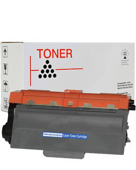 Compatible Brother TN3340 Black Toner Cartridge
