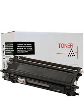 Compatible Brother TN340 Black Toner Cartridge