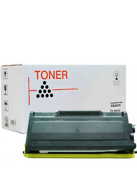 Compatible Brother TN350 TN2000 TN2025 TN2050 Black Toner
