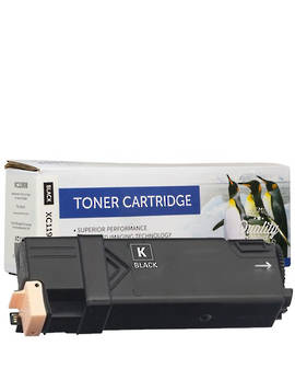 Comp Fuji Xerox C1190 CT201260 Black Toner