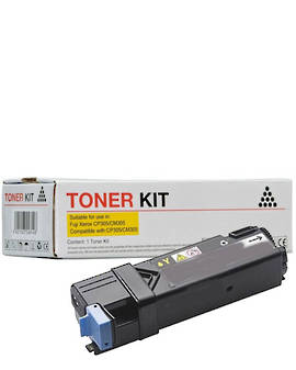 Comp Fuji Xerox DocuPrint CT201635 Yellow Toner