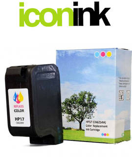 Compatible HP 17 Colour Ink Cartridge (C6625AA)