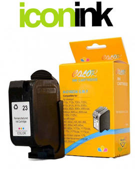Compatible HP 23 Ink Cartridge Ink Cartridge (C1823DA)