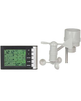 XC0400 DIGITECH Mini LCD Display Weather Station