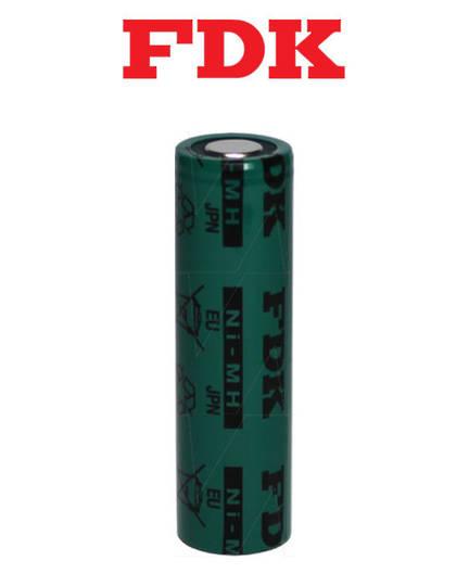 FDK HR-AAU NiMH AA Industrial Standard Cylindrical Cell