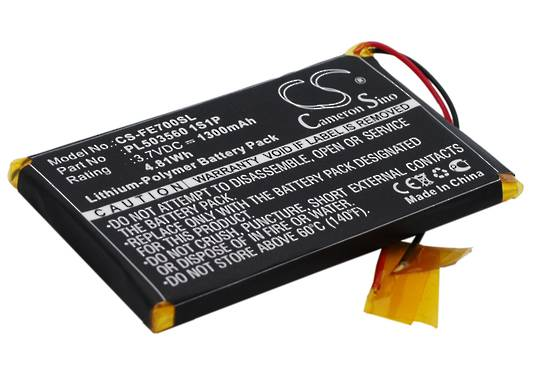 FIIO PL503560 1S1P E07K Amplifier Compatible Battery