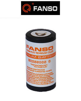 Fanso ER25500S C size 3.6V Lithium High Temp Type