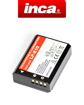 INCA CANON LP-E10 LPE10 Compatible Battery