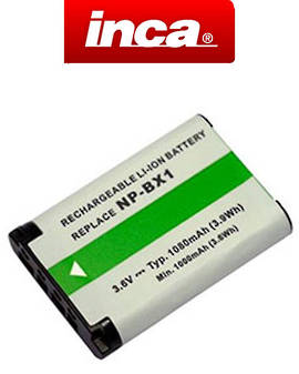 INCA SONY NPBX1 BX1 Compatible Battery