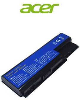 OEM Acer 11.1V 4400mAh Aspire 5520 6920 Battery
