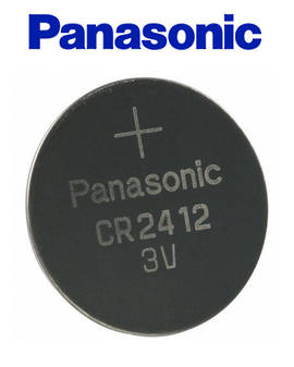 PANASONIC CR2412 Lithium Battery