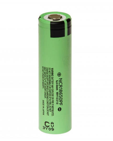 PANASONIC NCR18650PF 18650 Rechargeable Battery