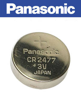 Panasonic CR2477 Lithium Battery