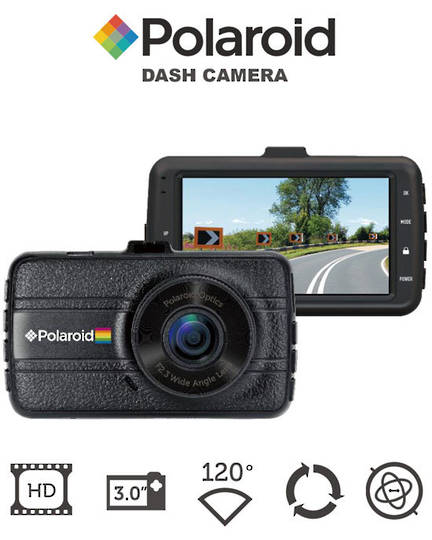 Polaroid B305 HD Car Driving Recorder