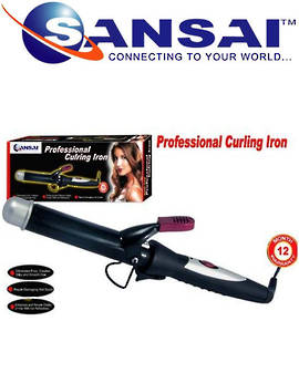 Sansai Hair care Professional Hair Curling Iron