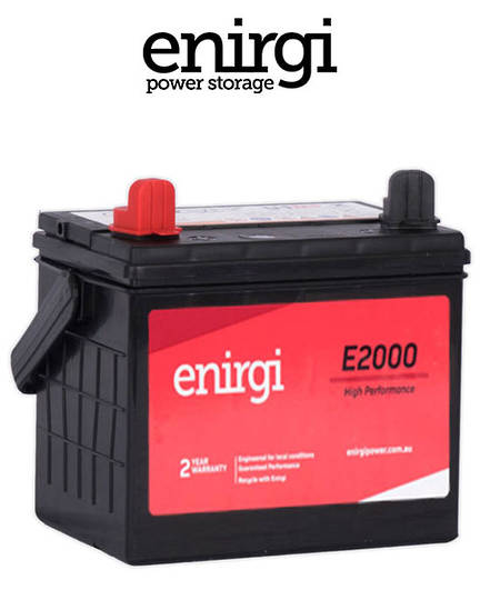 ENIRGI U1MF 12N24-4 300CCA Lawn Mower Battery
