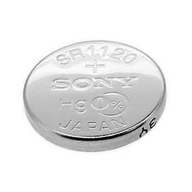 SONY 381 SR1120SW Watch Button Battery