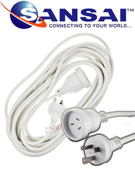 7m Power Extension Cords