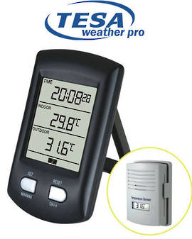 WS0200 TESA Desktop Temp Station up to 3 Sensors