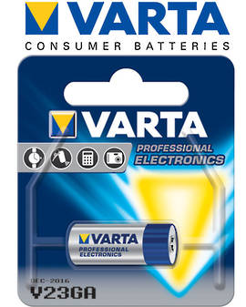 Varta High Energy 23A (V23GA) 12V Alkaline Battery for Car Remote Controls and Alarms