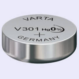 VARTA 301 SR43 SR1142 Watch Button Battery