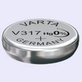 VARTA 317 SR62 SR516 Watch Button Cell Battery