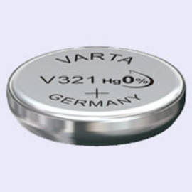 VARTA 321 (SR65/SR616) Watch Button Cell Battery