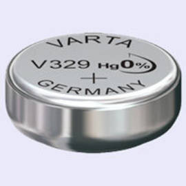 VARTA 329 SR731 Watch Button Cell Battery